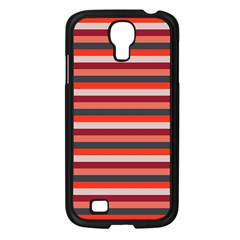 Stripey 13 Samsung Galaxy S4 I9500/ I9505 Case (Black)
