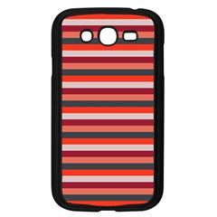 Stripey 13 Samsung Galaxy Grand DUOS I9082 Case (Black)