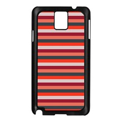 Stripey 13 Samsung Galaxy Note 3 N9005 Case (Black)