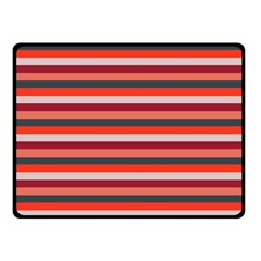Stripey 13 Double Sided Fleece Blanket (Small)