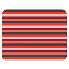 Stripey 13 Double Sided Flano Blanket (Medium)