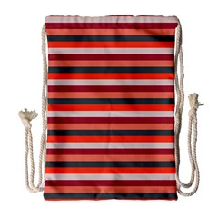 Stripey 13 Drawstring Bag (Large)