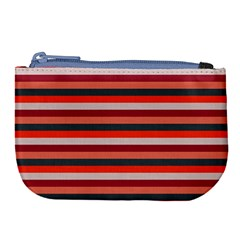 Stripey 13 Large Coin Purse