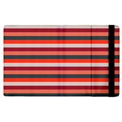 Stripey 13 Apple iPad Mini 4 Flip Case