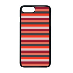 Stripey 13 iPhone 7 Plus Seamless Case (Black)