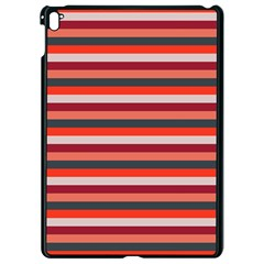 Stripey 13 Apple iPad Pro 9.7   Black Seamless Case