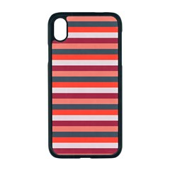 Stripey 13 iPhone XR Seamless Case (Black)
