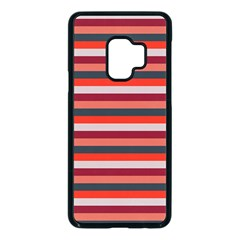 Stripey 13 Samsung Galaxy S9 Seamless Case(Black)