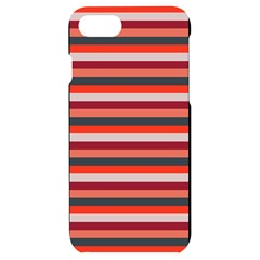Stripey 13 iPhone 7/8 Black UV Print Case