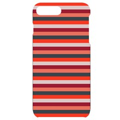 Stripey 13 iPhone 7/8 Plus Black UV Print Case