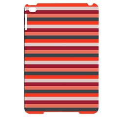 Stripey 13 Apple iPad Mini 4 Black UV Print Case