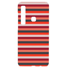 Stripey 13 Samsung A9 Black UV Print Case