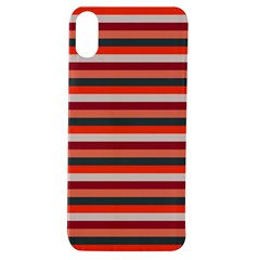Stripey 13 Apple iPhone XS TPU UV Case