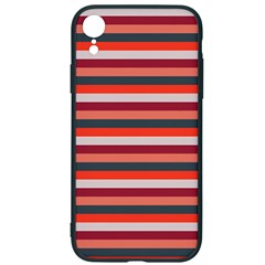 Stripey 13 iPhone XR Soft Bumper UV Case