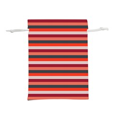 Stripey 13 Lightweight Drawstring Pouch (L)