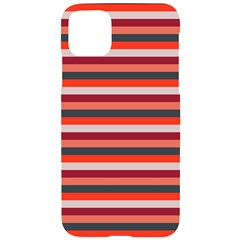 Stripey 13 iPhone 11 Pro Max Black UV Print Case