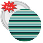 Stripey 14 3  Buttons (10 pack)  Front