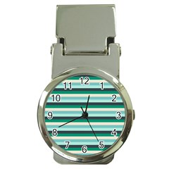 Stripey 14 Money Clip Watches by anthromahe