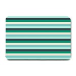 Stripey 14 Small Doormat  24 x16  Door Mat