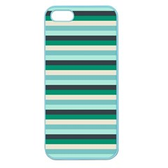 Stripey 14 Apple Seamless Iphone 5 Case (color)