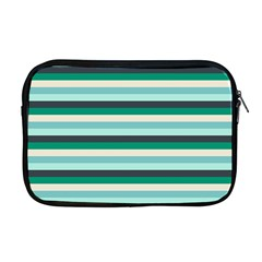Stripey 14 Apple Macbook Pro 17  Zipper Case by anthromahe