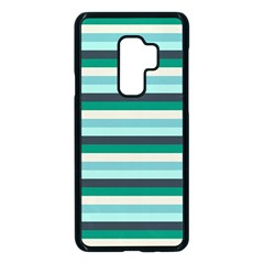 Stripey 14 Samsung Galaxy S9 Plus Seamless Case(black) by anthromahe