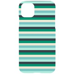 Stripey 14 Iphone 11 Pro Max Black Uv Print Case by anthromahe