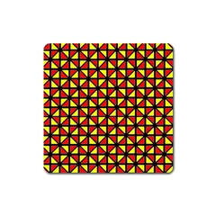 Rby-b-8 Square Magnet by ArtworkByPatrick