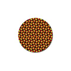 RBY-B-8 Golf Ball Marker (4 pack)