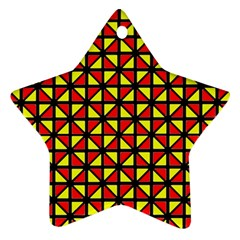 RBY-B-8 Star Ornament (Two Sides)