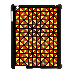 Rby-b-8 Apple Ipad 3/4 Case (black) by ArtworkByPatrick