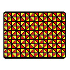 RBY-B-8 Double Sided Fleece Blanket (Small)