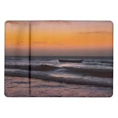 Seascape Sunset At Jericoacoara, Ceara, Brazil Samsung Galaxy Tab 10 1  P7500 Flip Case by dflcprintsclothing