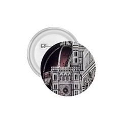 Santa Maria Del Fiore  Cathedral At Night, Florence Italy 1 75  Buttons by dflcprints