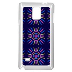 Df Kaysie Rainolds Samsung Galaxy Note 4 Case (white)