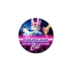 Cosmic Cat Golf Ball Marker (10 Pack)