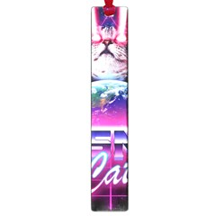 Cosmic Cat Large Book Marks