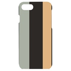 Stripey 16 Iphone 7/8 Black Uv Print Case by anthromahe