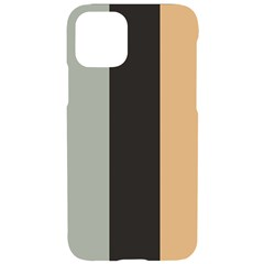 Stripey 16 Iphone 11 Pro Black Uv Print Case by anthromahe