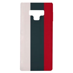 Stripey 18 Samsung Galaxy Note 9 Tpu Uv Case by anthromahe