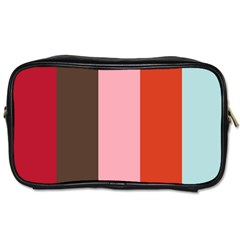 Stripey 19 Toiletries Bag (one Side) by anthromahe