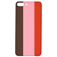 Stripey 19 Iphone 7/8 Plus Soft Bumper Uv Case by anthromahe