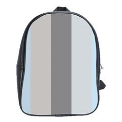 Stripey 24 School Bag (large) by anthromahe