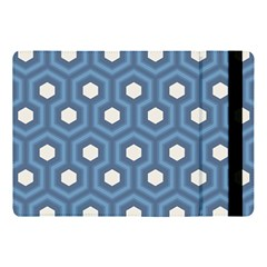 Blue Hexagon Apple Ipad 9 7