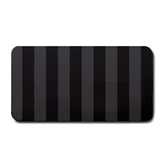 Black Stripes Medium Bar Mats