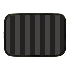 Black Stripes Netbook Case (medium)