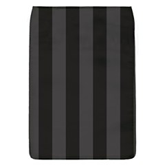 Black Stripes Removable Flap Cover (s)