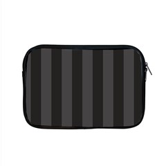 Black Stripes Apple Macbook Pro 15  Zipper Case