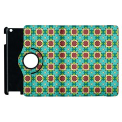 Df Stephania Melins Apple Ipad 3/4 Flip 360 Case by deformigo