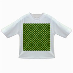 Df Green Domino Infant/toddler T-shirts by deformigo